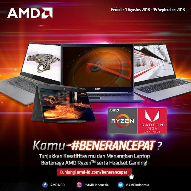 Kontes Poster AMD Berhadiah