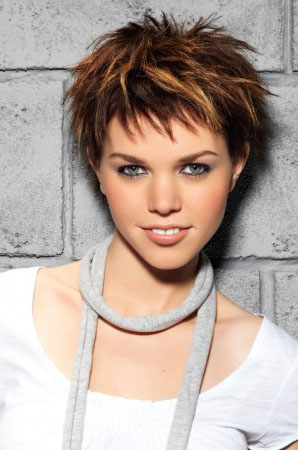Hairstyles Short Choppy Hairstyles