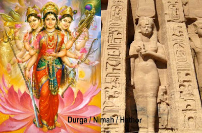 Hathor Durga Nimah Ninharsag Intervenţia Zeilor Acum 455.000 De Ani - Ninharsag, Enlil Si Enki - Atlantida Si Lemuria