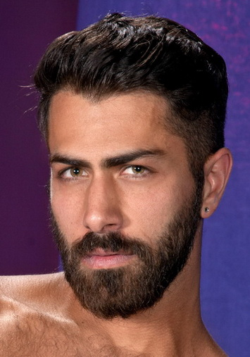 Beautiful Hairy Men Adam Ramzi