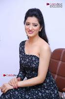 Telugu Actress Richa Panai Stills in One Shoulder Floral Long Dress at Rakshaka Bhatudu Movie Interview  0149.JPG
