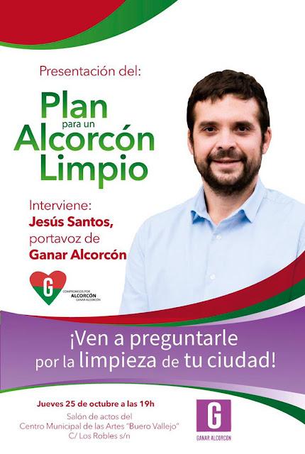 http://ganaralcorcon.info/ganar-alcorcon-propone-un-plan-de-limpieza-ante-la-acumulacion-de-suciedad/