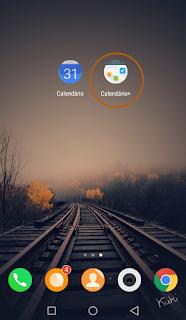 Ícone da aplicação num smartphone