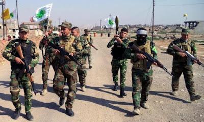 صفوف ميليشا, الحشد الشعبى العراقى, بوادر انشقاقات,