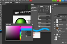 Photopea: extensión similar a Photoshop online que permite editar fotos en formato PSD, XCF y Sketch (Chrome)