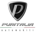 Logo Puritalia Automobili marca de autos