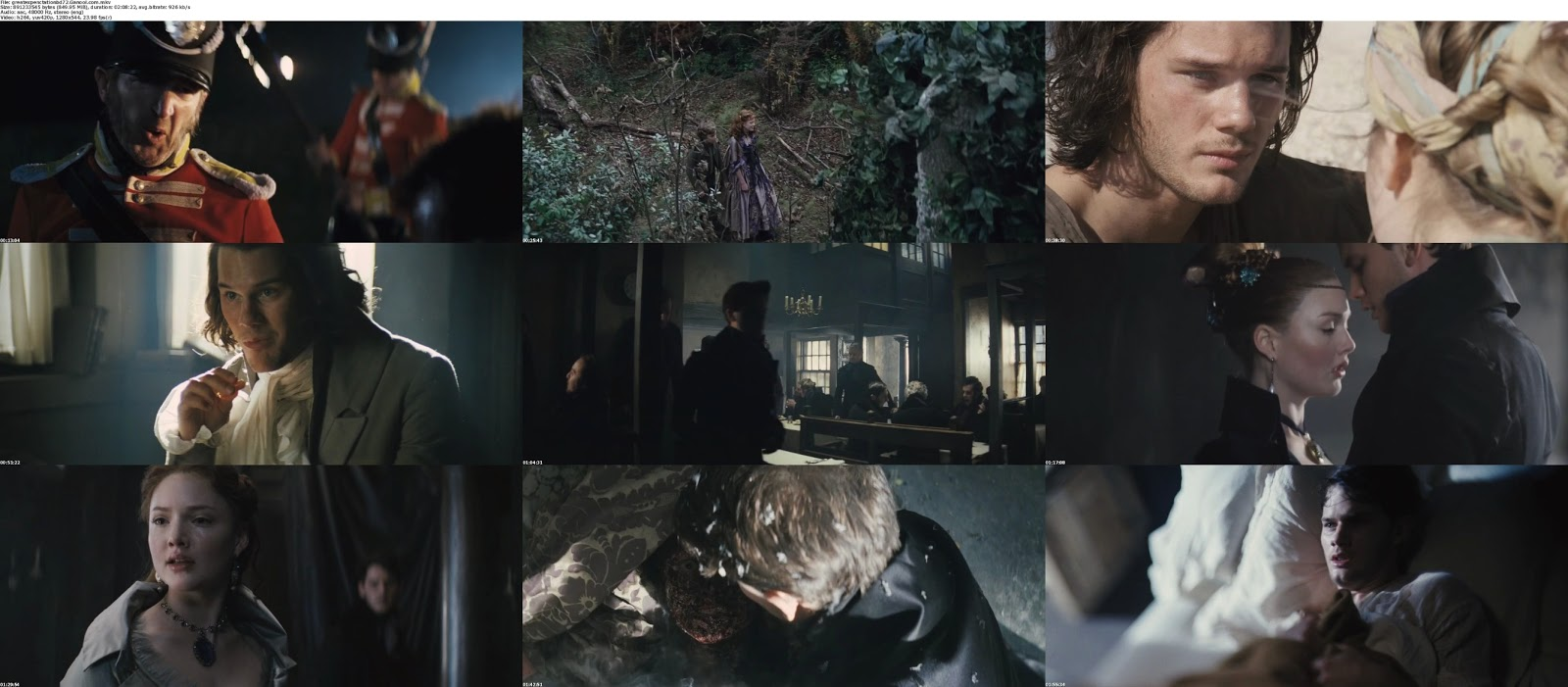movie screenshot of Great Expectations fdmovie.com