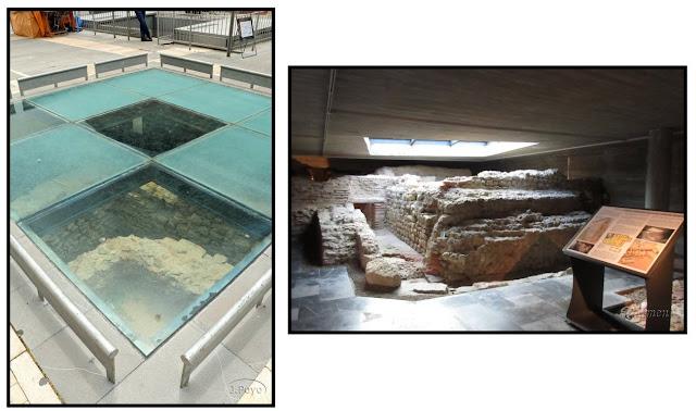 restos arqueológicos de León