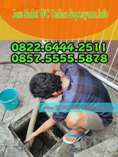 Layanan Sedot WC Murah Jomban