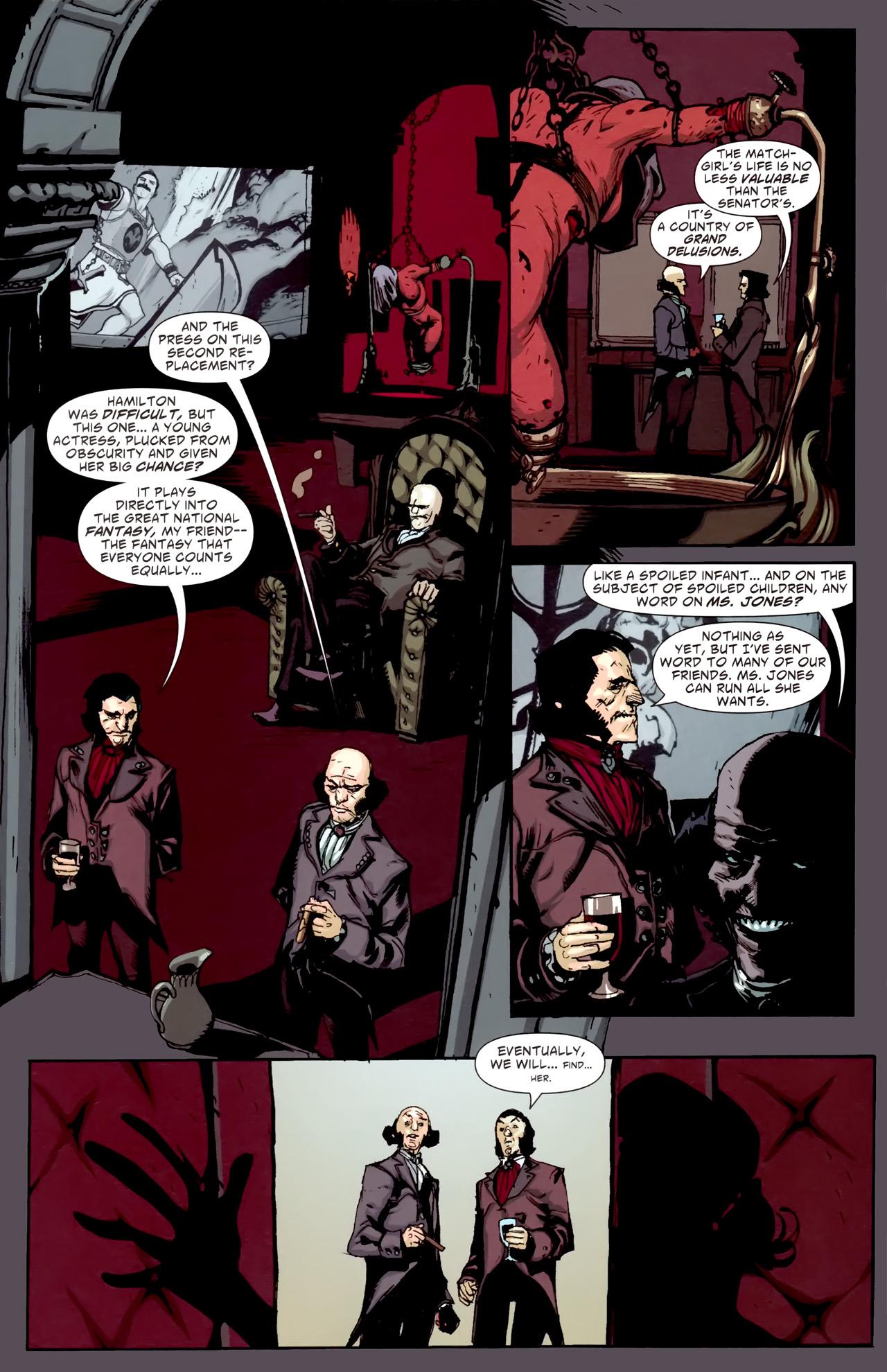 Read online American Vampire comic -  Issue #5 - 4