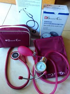 Tensi Aneroid General Care