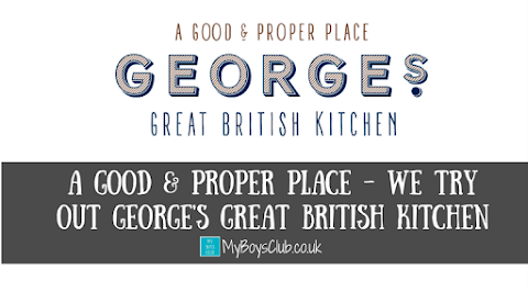 A Good & Proper Place - We Try Out George's GBK