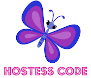 For orders under £150, please use the following Hostess Code