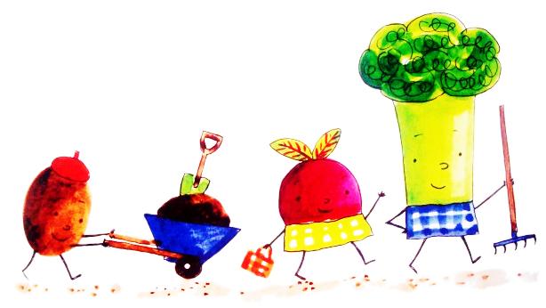 """www.ikea.com / """"Zuchy z warzywnego ogródka"""""""