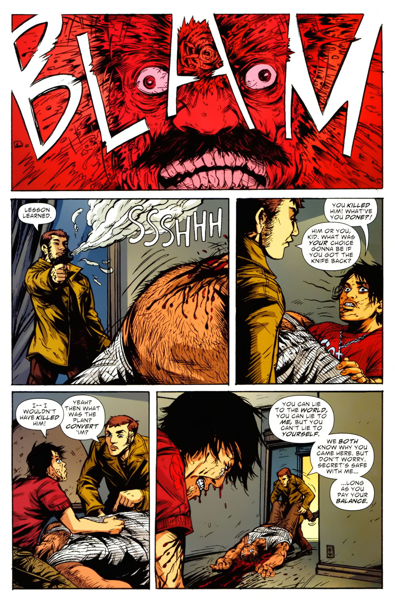 Read online American Virgin comic -  Issue #9 - 19