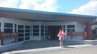aéroport de Mulu