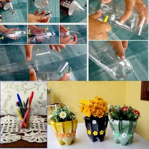 04ea2d49c67 20 Innovative DIY Ways To Reuse Old Plastic Bottles - Decor Units