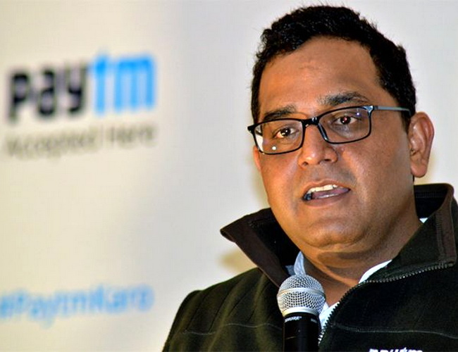 Tinuku Paytm Mall raised $445 million for valuation of $1.9 billion