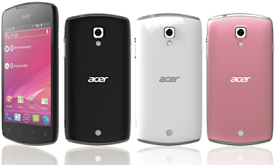 Acer Liquid Glow E330 Specifications - Inetversal