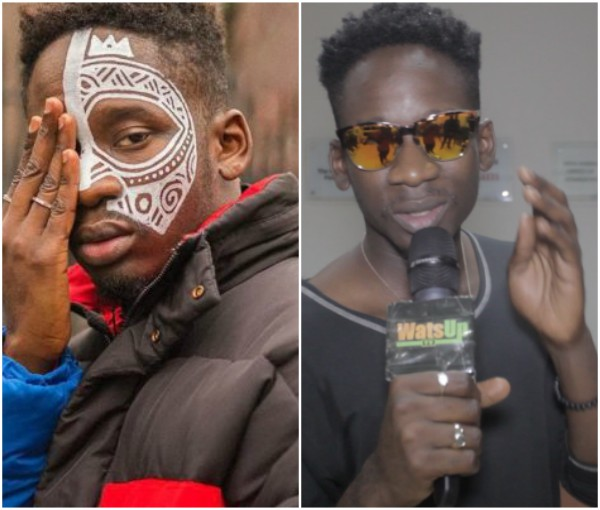 'I'm a dirty boy who just loves to have fun' – Mr. Eazi