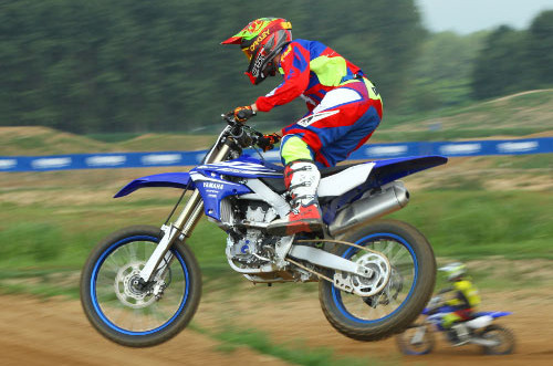 Yamaha YZ450F 2018 Review & Specs