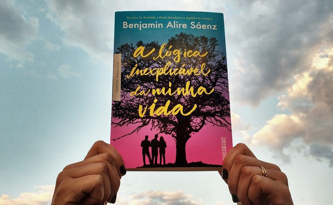 A Lógica Inexplicável da Minha Vida | Benjamin Alire Sáenz
