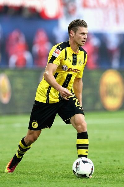 Piszczek luôn cống hiến hết mình cho đội bóng Dortmund