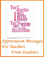 Appreciation messages and letters nursery teachers thank you teacher for giving my child the best possible start on the world of academics you are simply the best thecheapjerseys Gallery