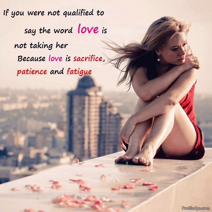 sad love quotes for girls