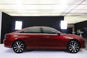 Peugeot 508L introduced in China