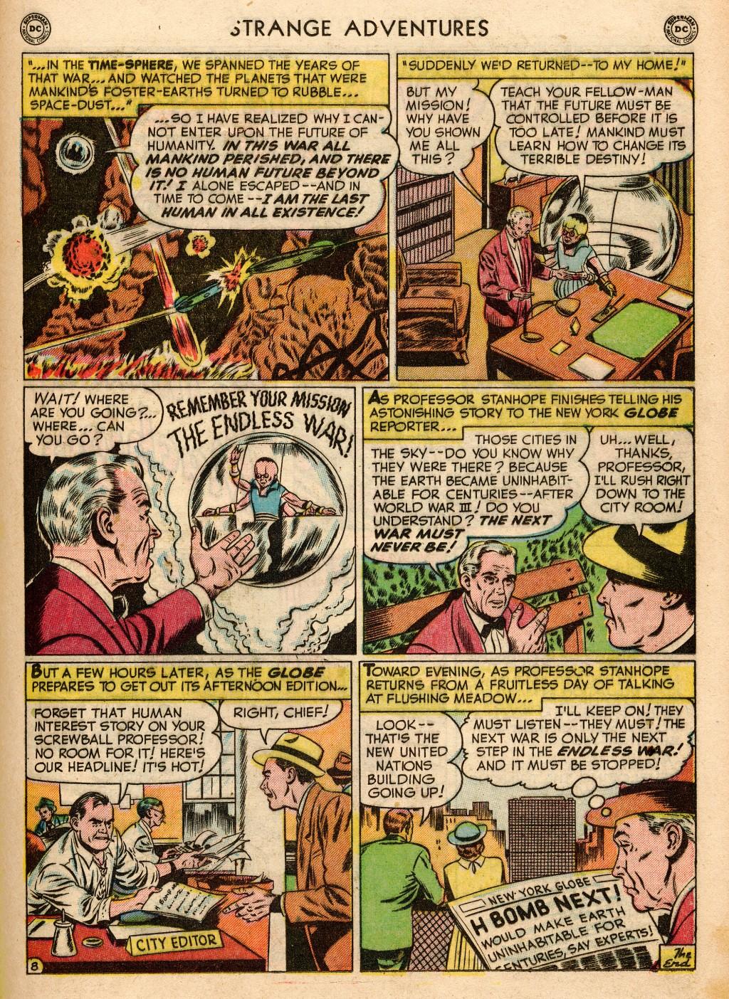 Strange Adventures (1950) issue 2 - Page 31
