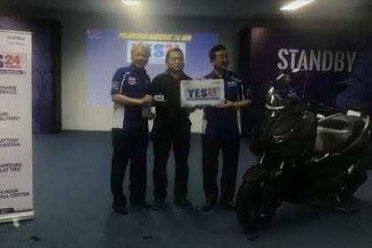 YES 24 Jam Dari Yamaha Indonesia Untuk Konsumen Premium