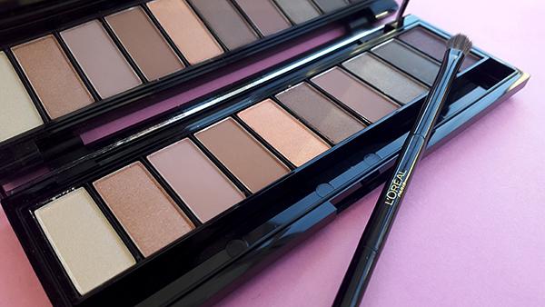 Loreal Color Riche La Palette Eyeshadow Palette In Rose -8781
