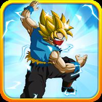 Goku Saiyan Battle Mod