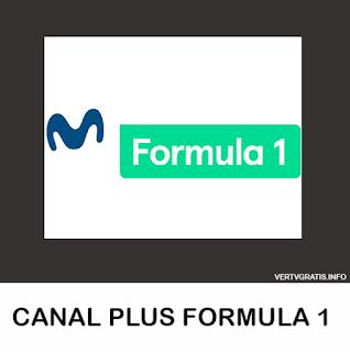 Canal Plus Formula 1 En Vivo