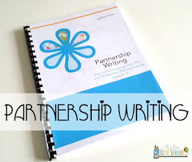 BraveWriter's Partnership Writing review from a muslim home school