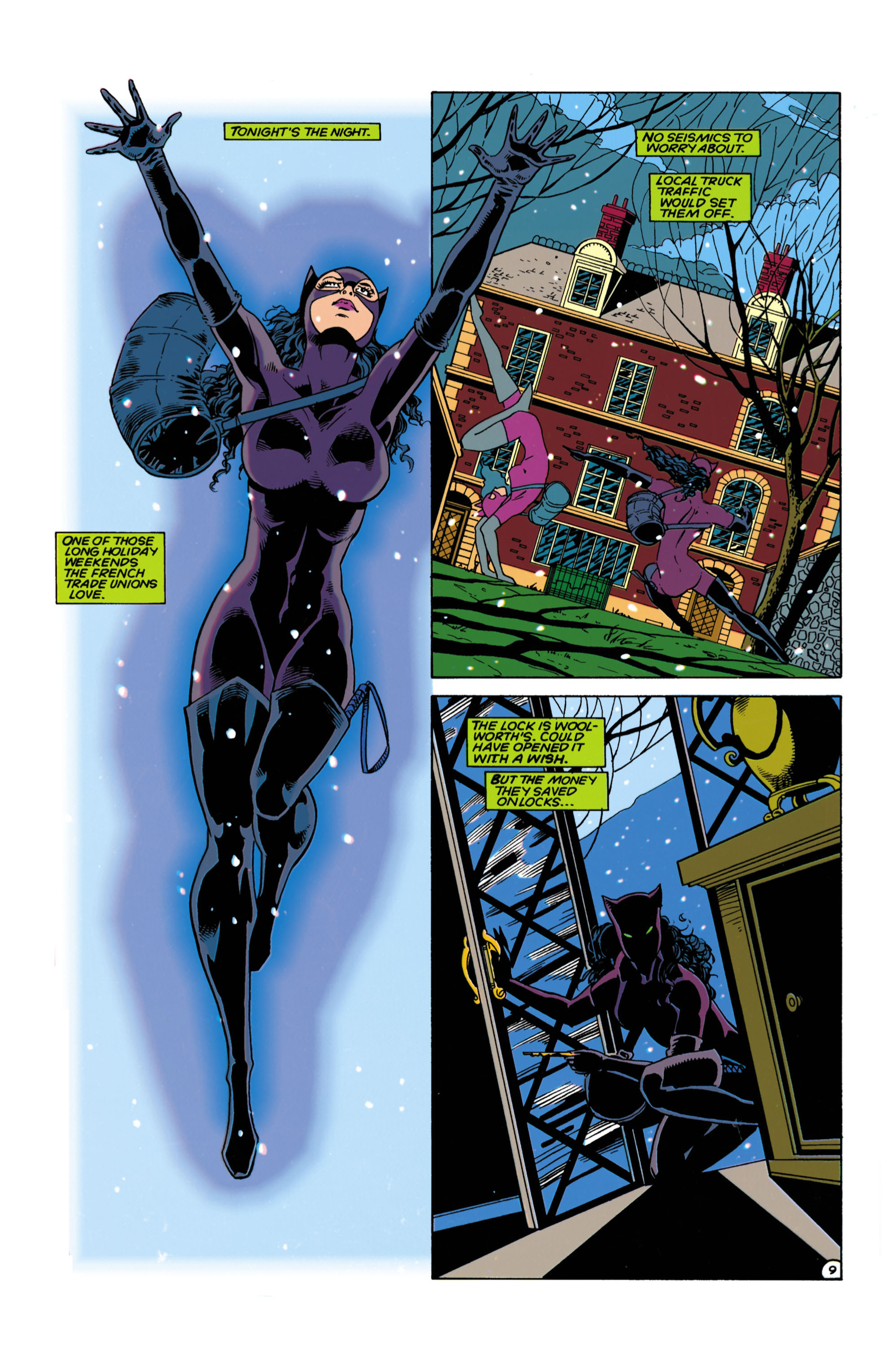 Catwoman (1993) Issue #17 #22 - English 10