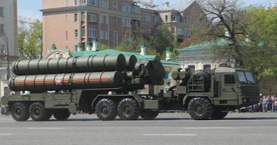 Rusia Kerahkan Sistem Rudal Canggih di Langit Moskow