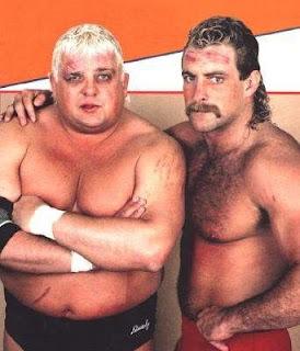 Dusty Rhodes Magnum TA
