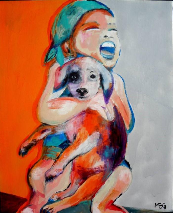 Сложность человеческих эмоций. Marie-Blanche Giannorsi