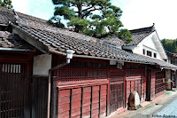 Takahashi is an old castle town in Okayama Prefecture