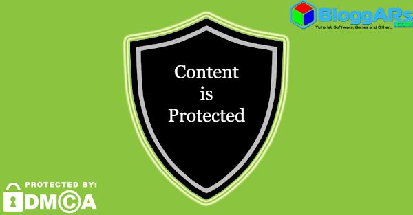Cara Memasang Badge DMCA Untuk Perlindungan Konten Blog
