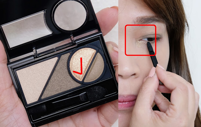 a photo of Kate Tokyo Smoky Round Eyes in GN-1 Review by Nikki Tiu of askmewhats.com