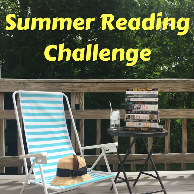 Annual Summer Reading Challenge