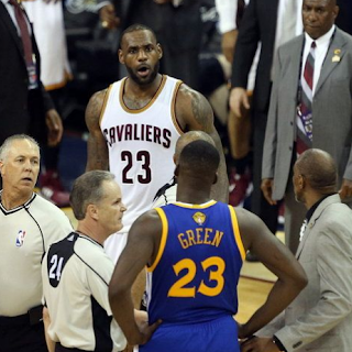 Is Draymond Green Suspended For Game 5? Ejection