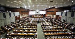 Revisi UU MD3 dan UU ASN Ditetapkan Jadi Usul Inisiatif DPR