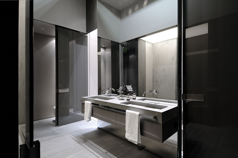 Concrete Bathroom Ideas: World Of Architecture: Ultra Modern Concrete House By A