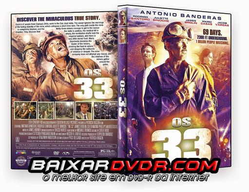 OS 33 (2015) DUAL AUDIO DVD-R OFICIAL