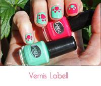 vernis à ongles de Labell