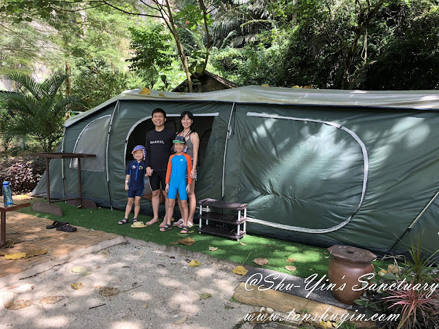 Shu-Yin's Sanctuary: Glamping With Kids: Lost World of